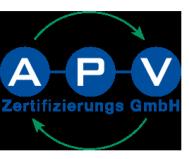 wir sind zertifiziert nach AZAV durch APV Zertifizierungs GmbH
